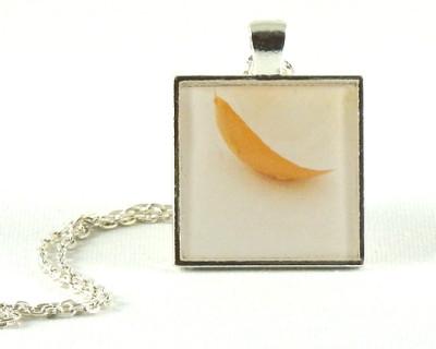 Aahhh! Handmade, one-of-a-kind resin pendant